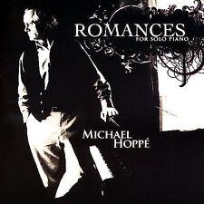 LikeNew CD Michael Hoppe: Romances for Solo Piano