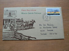 Canada First Day Cover, Black Creek Village, 1978