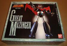 SOUL OF CHOGOKIN GX-02 GREAT MAZINGER (GRANDE MAZINGA) BANDAI