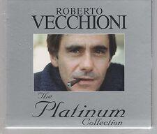 ROBERTO VECCHIONI THE PLATINUM COLLECTION BOX 3  CD