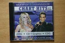 Various - Sunfly Karaoke - Chart Hits Volume 4 - Britney Spears (Box C94)