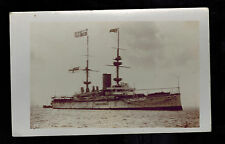 WW 1 Mint RPPC Postcard Warship British England Navy HMS Renown BAttle Cruiser