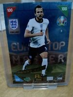 Panini Adrenalyn XL UEFA Euro 2020-2021 HARRY KANE Top Master Rare Card