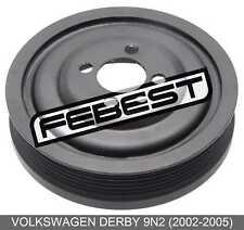 Crankshaft Pulley Engine For Volkswagen Derby 9N2 (2002-2005)