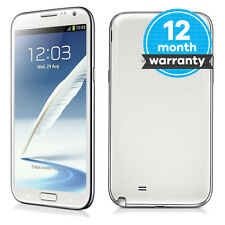 Samsung Galaxy Note 2 II SM-N7100 - 16GB Marble White (Unlocked) Good Condition