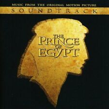 The Prince of Egypt [CD]