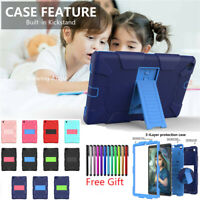 "For Samsung Galaxy Tab A 10.1"" T510 T515 Shockproof Rugged Hybrid Tablet Case"