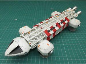 "Sixteen 12 Space 1999 Eagle Transporter ""Main Lifting Body & Rescue Detach Pod"""