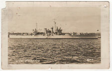 USS PHOENIX RPPC RP Real Photo Postcard CL-46 General Belgrano US NAVY Naval