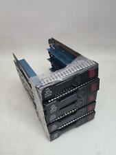 """Lot 5x HP 3.5"""" 651314-001 HDD Caddies -QTY}"""