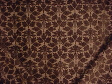 13Y Kravet Couture 19319 Fontana Chocolate Spanish Chenille Upholstery Fabric
