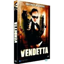 VENDETTA INSTINCT D UNE TUEUSE DVD  ACTION THRILLER NEUF SOUS BLISTER