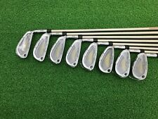 NEW GolfGear Ti-WAVE Womens Iron Set 4-PW SW Right Handed RH Graphite LADIES NOS