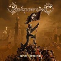 SHADOWBANE - FACING THE FALLOUT  CD NEW!