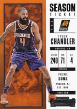 TYSON CHANDLER 2017-18 PANINI CONTENDERS Basketball cartes à collectionner, #21