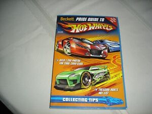 HOT WHEELS Beckett Price Guide 2009 2nd edition.