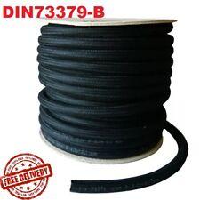Kraftstoffschlauch Baumwolle Geflochten Gummi Benzin Diesel Öl DIN 73379-B 1-25m