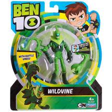BEN 10 Playmates 76111 Wildvine Toy Figurine, Original, New & Sealed