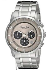 Kenneth Cole Men's KC9292  Multifunction Chronograph Bracelet Watch