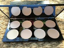 Makeup Revolution, LIGHT Ultra Cover+Conceal+Contour,Cream Palette-FREE SHIPPING