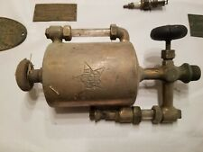 New Listing1 Quart Powell Boston Brass Oiler Hit And Miss Gas Engine Oil Field