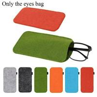 Eyeglass Case Pouch Glasses Sunglasses Case Sleeve 9*18cm Cosmetic Bag S9Z6 I0P7