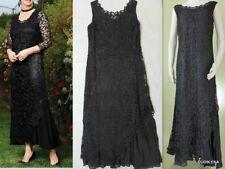 NWT SOULMATES 100% Silk Handmade Crochet Beaded Sleeveless Maxi Dress Size SMALL