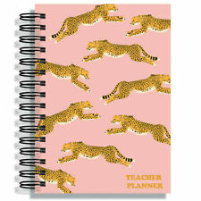 Pirongs A5 Academic Teachers' Planner 5 Lesson Day Edition - 44 Cover Designs