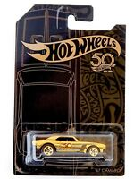 '67 Chevrolet Camaro, Gold, Hot Wheels 50th Anniversary 2018 Chase Car FRN33
