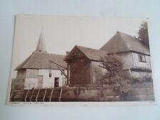 FORDWICH, River & Town Hall +Fordwich Arms Pub Nr Canterbury Old Postcard §A2809