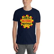 CCM banana seat Join the Mustang Movement Short-Sleeve Unisex T-Shirt