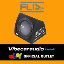 """Fli FU12A Underground 12"""" 1000 Watt Active Enclosure BassBox Subwoofer Amplifier"""