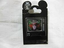 Rare Disney Pin Alice In Wonderland Mad Hatter DVD TV Limited Edition 2010pin455