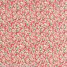 MODA Fabric ~ 30's PLAYTIME 2015 ~ Chloe's Closet (33041 11) Scarlet - 1/2 yard