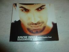 APACHE INDIAN with FRANKIE PAUL - Raggamuffin Girl - Deleted 1995 UK 3-track CD