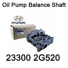 New Genuine Oem 233002G520 Oil Pump Shaft Balance for Hyundai Sonata 2009-2014