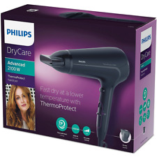 PHILIPS ThermoProtect Haartrockner 2100W Stylingdüse Haarföhn Fön schwarz NEU