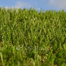 1m x 1m 40mm Artificial Grass Offcut Premium Luxury Quality Lawn EverLawn® Pearl