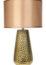 Lampe de table jaune pour la chambre à coucher