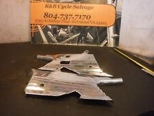 1987 87 88 Honda CBR1000F CBR1000 CBR 1000 Hurricane Right Left Lower Fairing