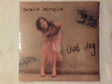 NATALIE IMBRUGLIA That day cd singolo cdm 2 TRACKS SIGILLATO SEALED!!!