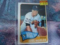 1965 TOPPS JOEL HORLEN WHITE SOX