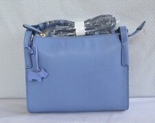 Radley 'Burgess' Blue Leather Shoulder Bag BNWT RRP £149 New!