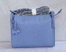 Radley 'Burgess' Blue Leather Shoulder Bag BNWT RRP £149 New!