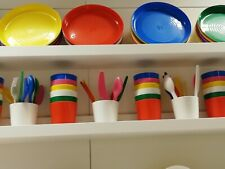 IKEA KALAS KIDS PLASTIC PLATE, CUPS,BOWLS AND CUTLERY HOME PARTY SETS
