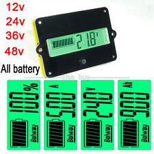 Coulometer Batterie Kapazität Tester Indicator lead-acid lithium iron battery