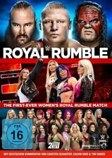 ROYAL RUMBLE 2018  2 DVD NEU