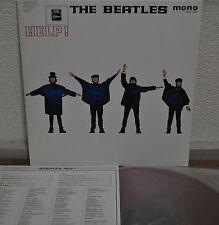 The Beatles Help! Japan LP Red Vinyl Toshiba EAS-70134 Insert Mono