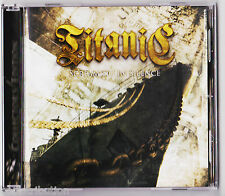 TITANIC - SCREAMING IN SILENCE (Remastered) (*NEW-CD) Stryper Christian Metal