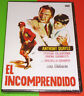 EL INCOMPRENDIDO / INCOMPRESO - Italiano Español - DVD R ALL - Precintada
